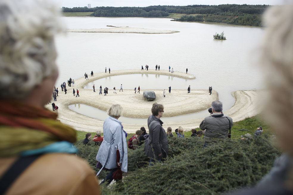 40 jaar Broken Circle / Spiral Hill – Robert Smithson in Emmen